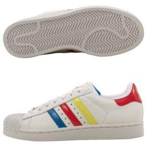 Adidas Womens Superstar II Athletic inspired Shoes on PopScreen a3e153356