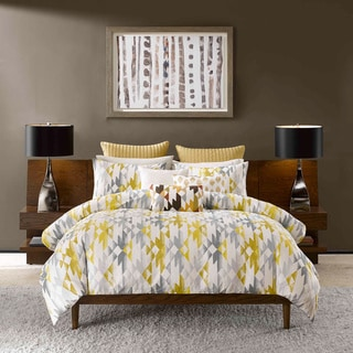 Ink Ivy Ankara 3 Piece Cotton Comforter Set 17165578