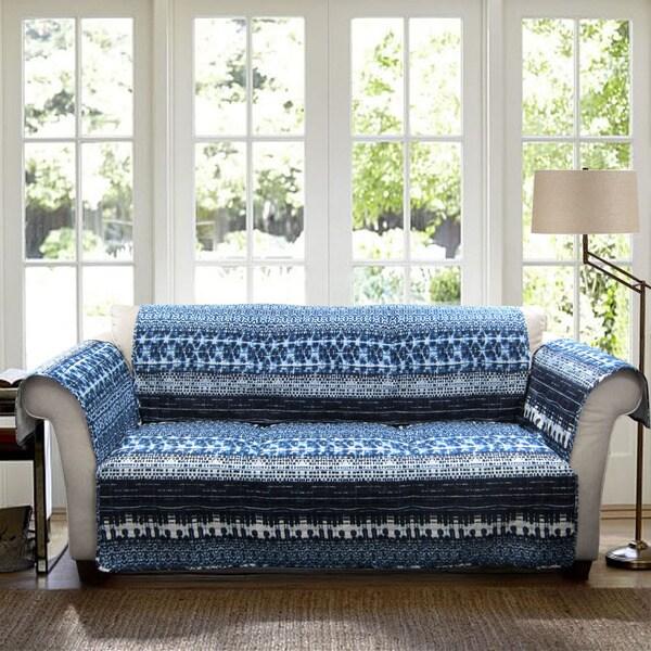 Dying Sofa Covers: Lush Decor Lambert Sofa Furniture Protector Slipcover