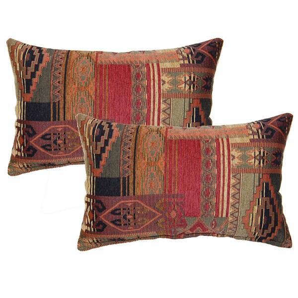 Sedona Canyon Decorative Throw Pillow Set Of 2