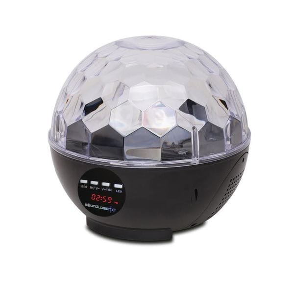 Soundlogic Xt Bluetooth Instant Party Speaker With Disco