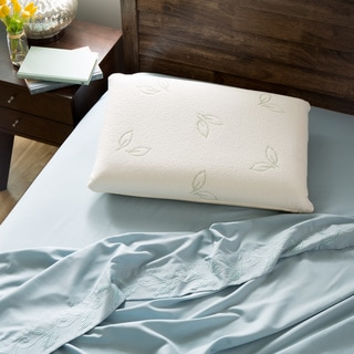 Premium Natural Latex Foam Pillow 921685 Overstock Com