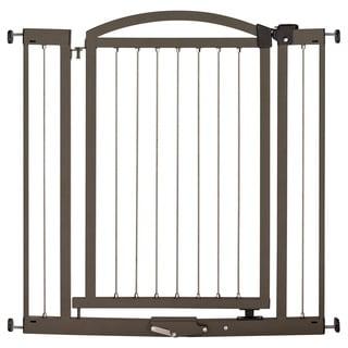 Easy Step Extra Wide Metal Walk Thru Gate 11581686