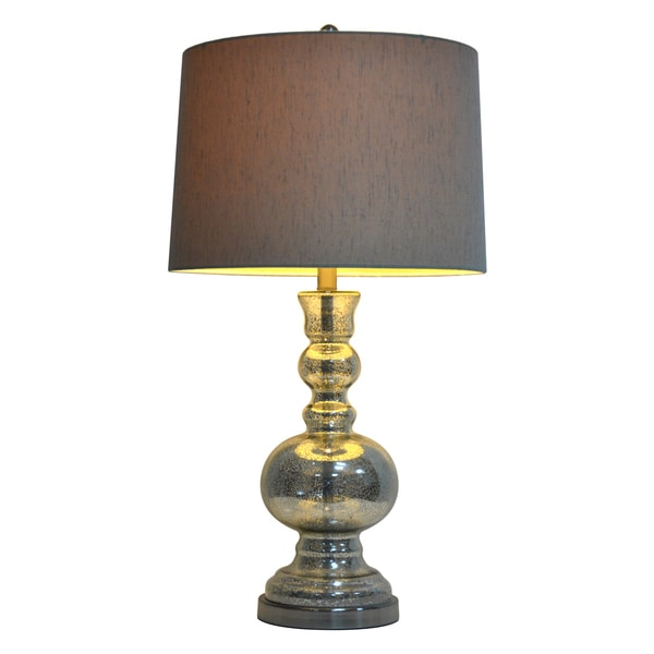 29 5 Inch Mercury Glass Table Lamp 17179645 Overstock