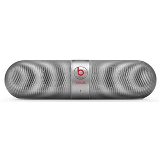 Beats by Dre Pill 2 0 Silver Portable Bluetooth Wireless