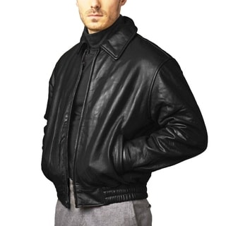 1ed881775a1629 Leather bomber jacket for sale