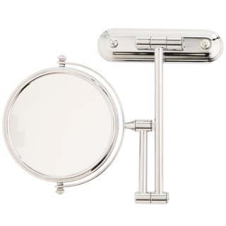 Debut Portable 5x Lighted Makeup Mirror Overstock