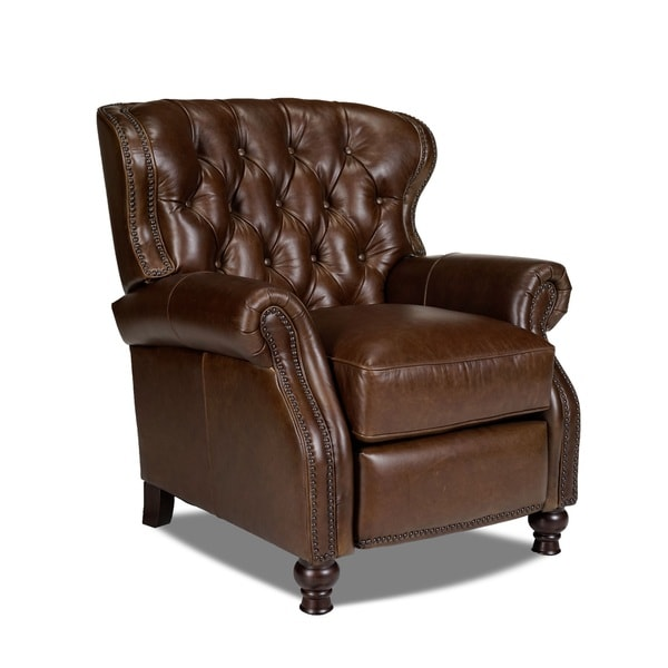 Cambridge Coventry Brown Leather Recliner 17205010
