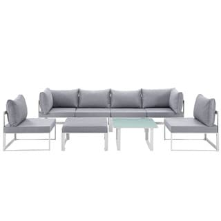 Christopher Knight Home Cape Coral Outdoor Aluminum 4