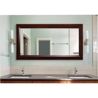 American Made Rayne Brown Barnwood Tall Mirror 16132812