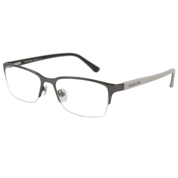 Michael Kors Men S Mk742m Semi Rimless Optical Frames