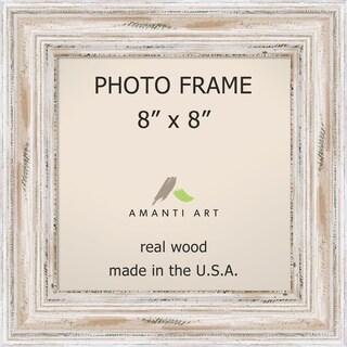 Alexandria Whitewash Photo Frame 20x24 Matted To 16x20