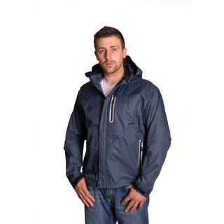Mossi Venture Navy Blue Rain Jacket
