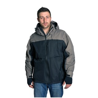 Mossi TPX Black/ Slate Grey Extreme Conditions Jacket