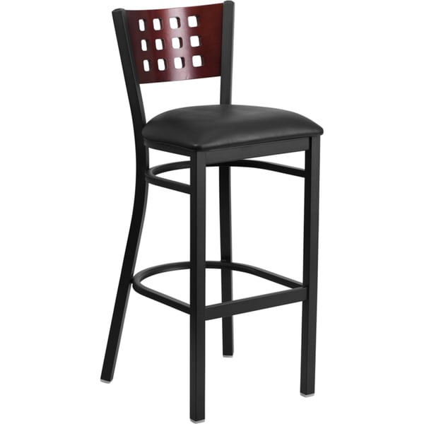 Heavy Duty Commercial Metal Restaurant Bar Stool