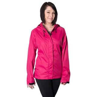 Mossi Pink Sprint Windbreaker Jacket