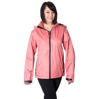 Mossi Brushed Pink Aster Jacket