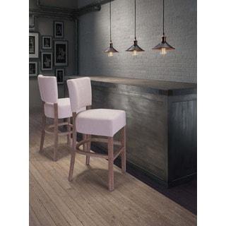 Bridger Upholstered Bar Chairs Set Of 2 15354352