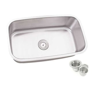 Single Bowl Kitchen Sinks Overstock Com