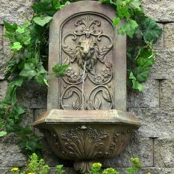 San Marco Lion Head Wall Fountain 15009700 Overstock