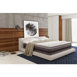 Beautyrest Hybrid Gibson Circle Luxury Firm King Size