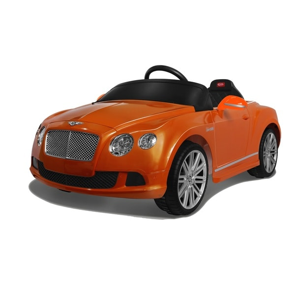 Bentley Gtc For Sale: Rastar Bentley Gtc 6v Battery Operated And Remote