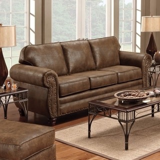 Deer Valley Lodge Sleeper Sofa 16412604 Overstock Com