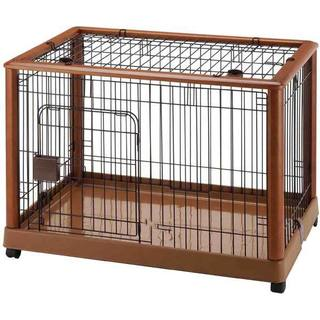 Berkshire Comfort Espresso Wooden Pet Crate End Table