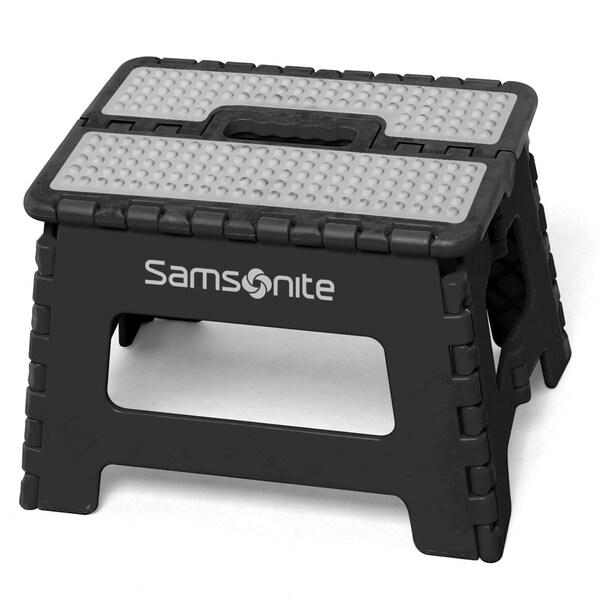 Mini Folding Step Stool Samsonite Overstock Shopping