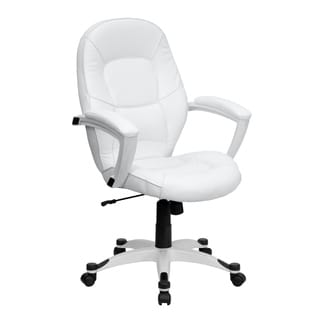 Leather Office Chairs Amp Seating Overstock Com