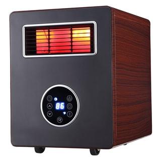 Lasko Aw300 Air Logic Warm Bladeless Heater With Remote