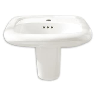 American Standard Surgeon S White Wall Mount Bathroom Sink