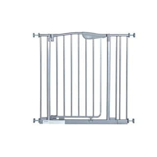 Regalo Easy Step Metal Swing Gate Overstock Shopping