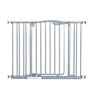 North States Auto Close Safety Gate With Security Latch