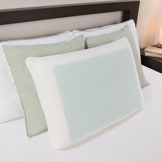 Comfort Memories Gel Purple Bubble Bed Pillow 14731840
