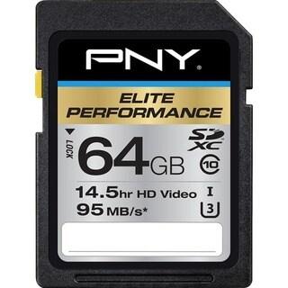 PNY Elite Performance 64 GB SDXC
