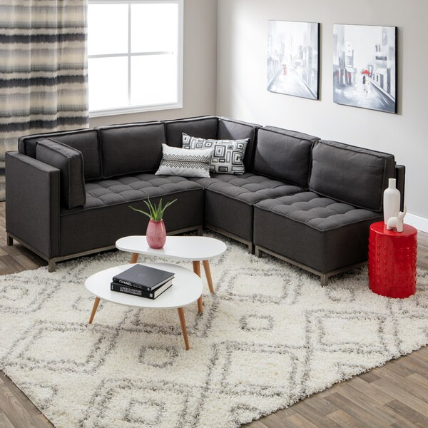 Ink Ivy Grant Modular Sectional 80008370 Overstock Com