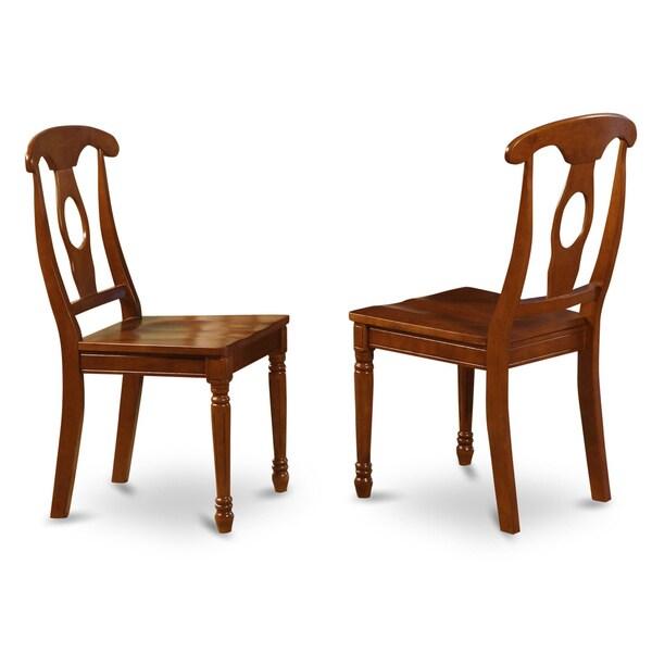 Napoleon Styled Saddle Brown Kitchen Chair 17292072