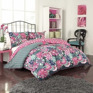 Betsey Johnson Betsey S Boudoir Cotton 3 Piece Comforter