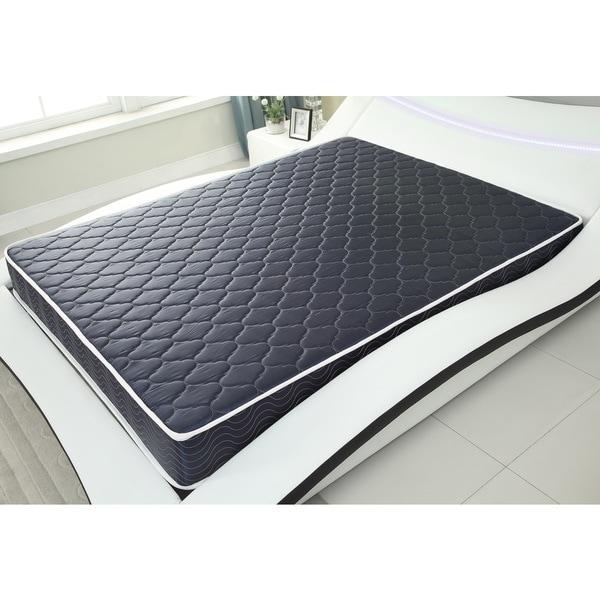 6 Inch Twin Size Foam Mattress With Waterproof Cover