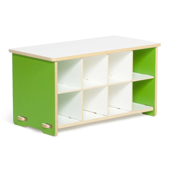 Kids Cubby Shoe Bench 17316348 Overstock Com Shopping