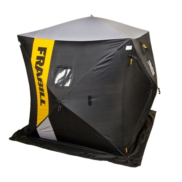 Frabill Hq 200 Hub 2 3 Man Shelter Overstock Shopping