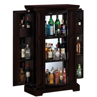 Ashley Heights Home Bar Wine Cabinet 14938377