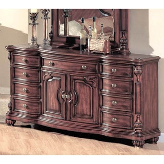 Broyhill Attic Heirlooms 9 Drawer Door Dresser 13819056