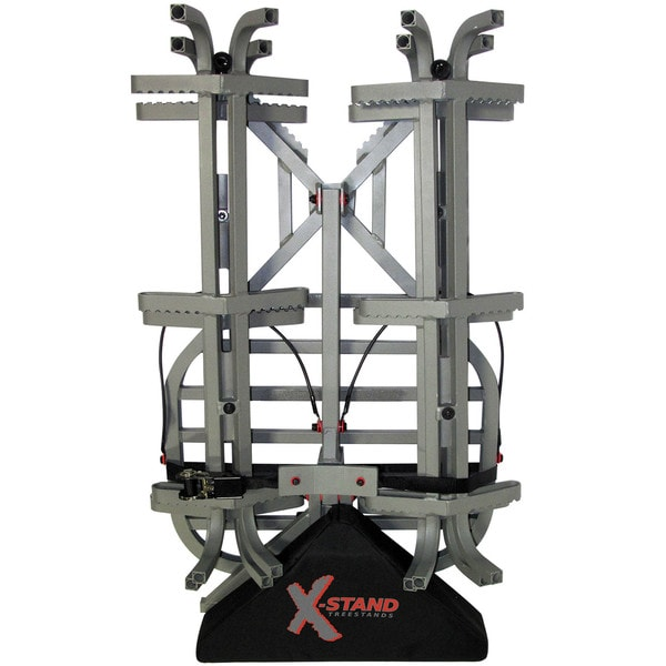 X Stand Back Country Combo Treestand And Climbing Sticks