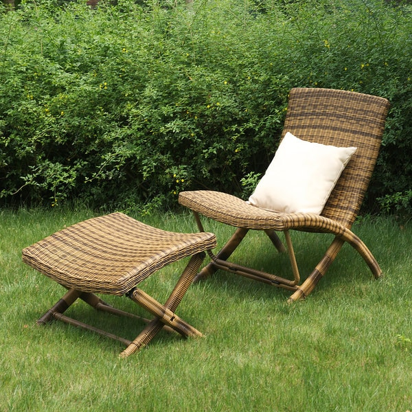 Better Living Aldrich Brown Indoor Outdoor Resin Wicker 2