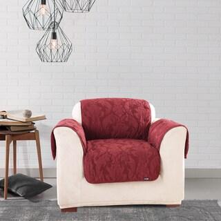 Sure Fit Lexington Floral Furniture Friend Chair Cover
