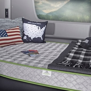 Select Luxury Home Rv 8 Inch Queen Size Memory Foam