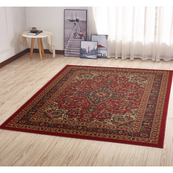 Oriental Rugs Red Bank Nj: Ottomanson Ottohome Collection Persian