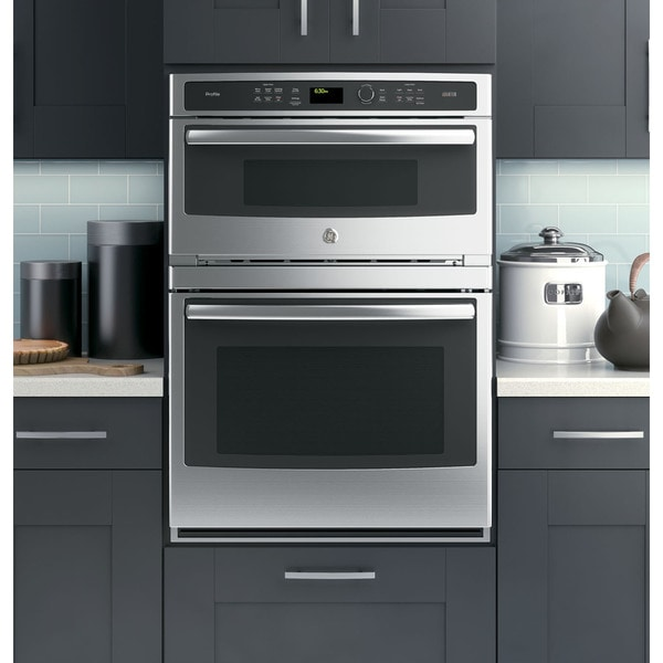 Ge 30 Inch Built In Combination Wall Oven 17327877